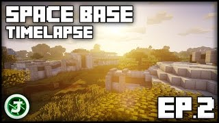 Minecraft Timelapse - Space Base Ep.2 (With Download)