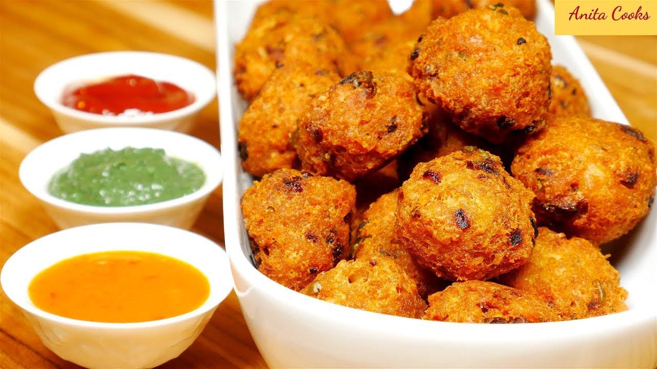 Crispy Chicken Balls Recipe - YouTube