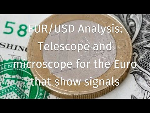 EUR/USD Analysis: Telescope and microscope for the Euro that show signals