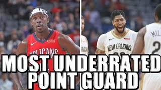 Jrue Holiday is the Most Underrated Point Guard in the NBA!