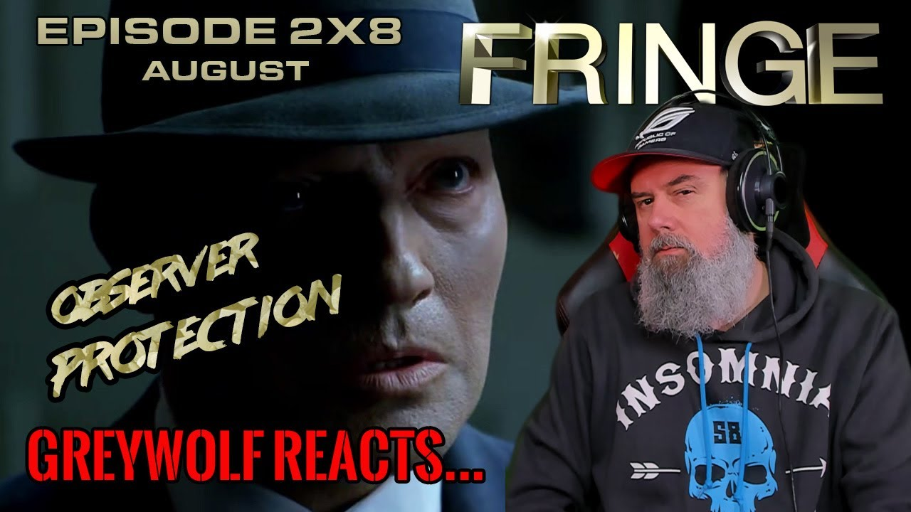 Download Fringe - Season 2 Episode 2x8 'August' REACTION & REVIEW