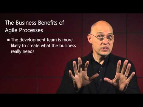 Business Value of Agile Development