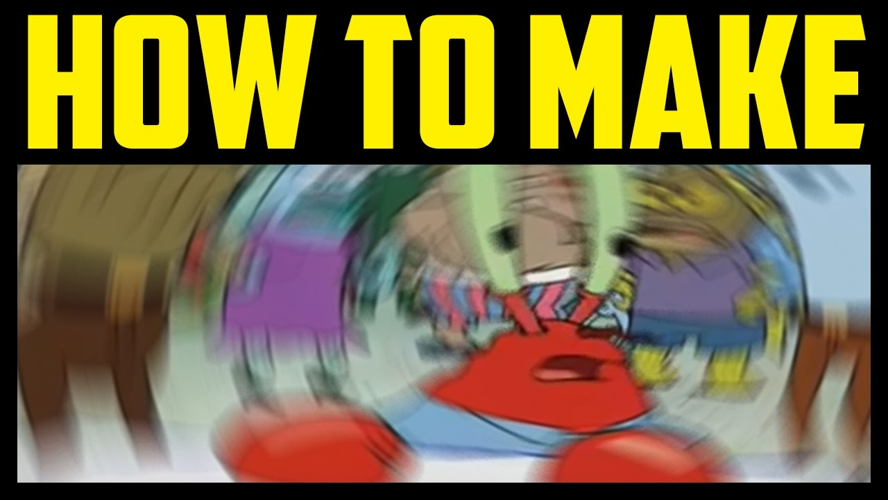 maxresdefault how to make mr krabs meme blur in photoshop 2017 (quick & easy