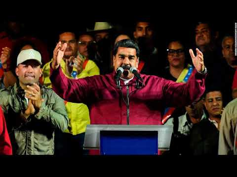 US Expels Venezuelan Diplomatic Corps As Poll Row Escalates