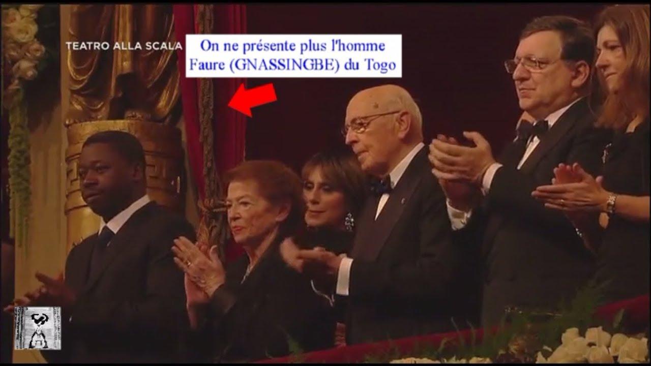 """Résultat de recherche d'images pour """"presidente del togo milano scala"""""""