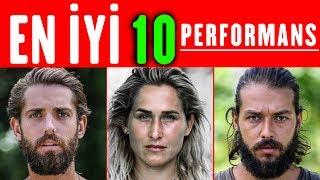Survivor En İyi 10 Performans Puan Sıralaması (2014-2017)