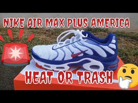 NIKE AIR MAX PLUS AMERICA