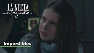 Luisa acepta la prueba de ADN, pero Sara la sorprende con una confesión   La Nieta Elegida