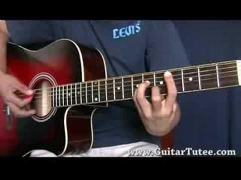 Do You Remember (of Aaron Carter, by www.GuitarTutee.com)