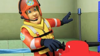 Fireman Sam US full episodes | Pizza Pandemonium - Ready to fight the fire | Videos for Kids