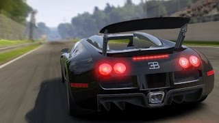 Need For Speed: Shift 2 Unleashed - Bugatti Veyron 16.4 - Test Drive Gameplay (HD) [1080p60FPS]