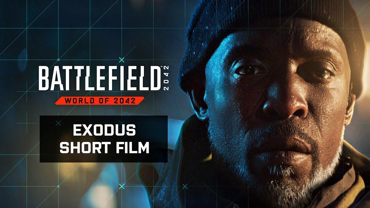 Battlefield 2042 - 엑소더스 단편 영화