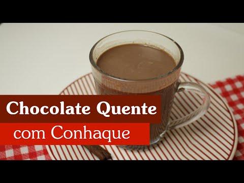 CHOCOLATE QUENTE COM CONHAQUE, TAMBÉM CONHECIDO COMO CHOCONHAQUE!