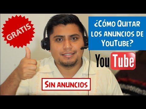 Como quitar los anuncios de YouTube GRATIS 2021