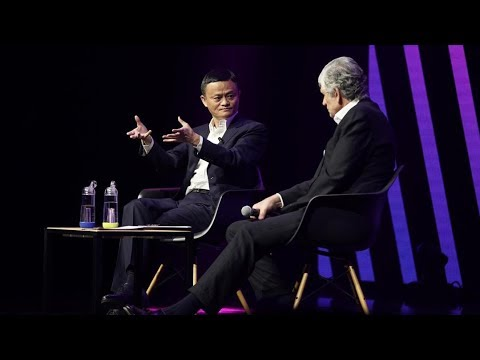 Watch Jack Ma at Viva Tech 2019