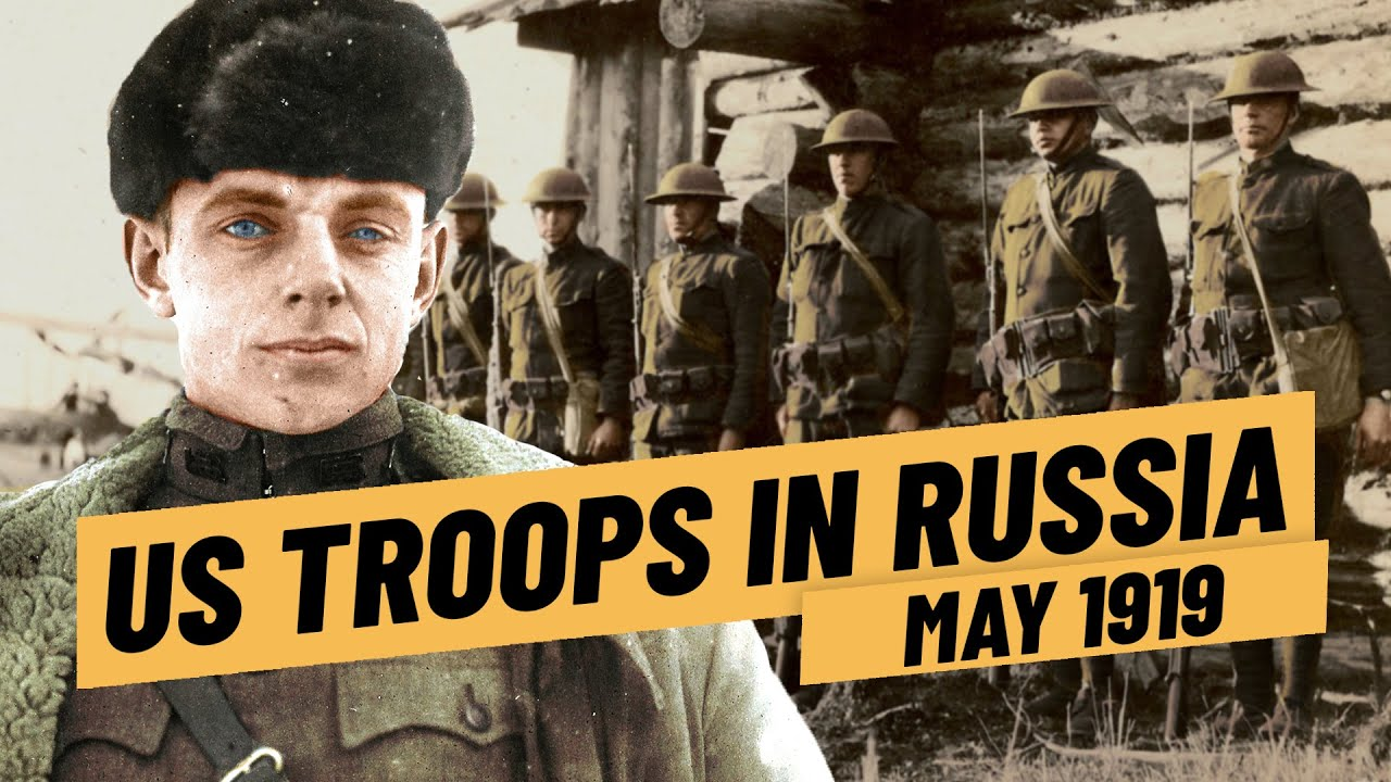 US Soldiers Fighting in Russia - The End of the