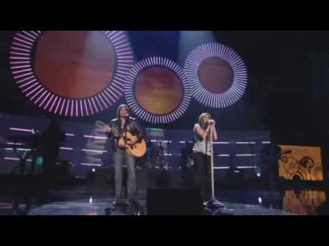 Billy Ray and Miley Cyrus - Ready, Set, Don't Go - Kids' Inaugural: We Are the Future (HQ)