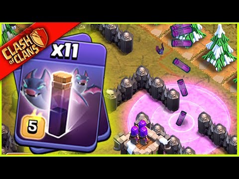 THE NASTY NEW 'Bat Spell' UPDATE IN ACTION!!!