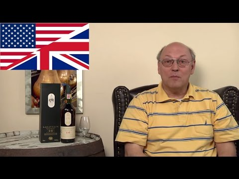 Whisky Review/Tasting: Lagavulin 16 years