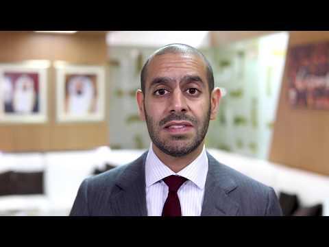 Marwan Al Sarkal, Executive Chairman, of Sharjah Investment & Development Authority (Shurooq)