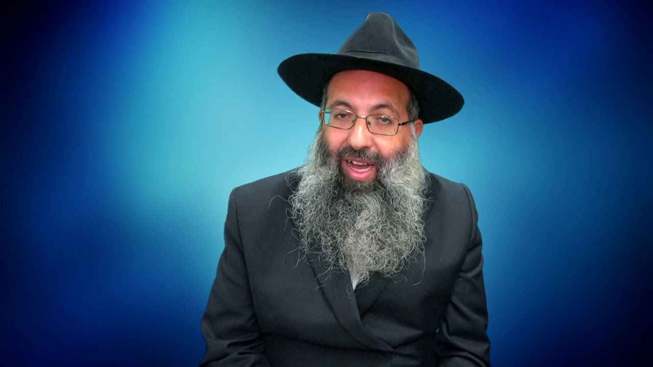 הרב מאיר גבאי - חובת הלבבות   שיעור 27