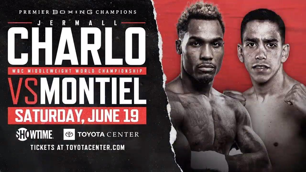 Jermall Charlo vs Montiel Next Fight June 19