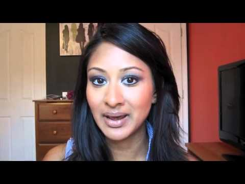 Luminess Air Airbrush Makeup Review | Makeup By Megha - YouTube