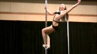 The Great Midwest Pole Dance Competition, 2nd place Elite Division