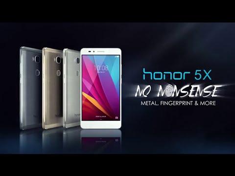 honor 5x - huawei smart phone