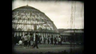 [映像]昭和37-38年 京都府立植物園 Kyoto Botanical Garden In 1962 & 1963