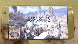 Samsung Galaxy S7 Edge - Assassin's Creed Identity Review!