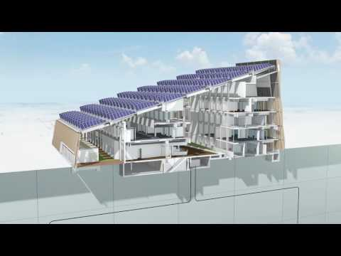 The new Energy Academy Europe building: how does it work?