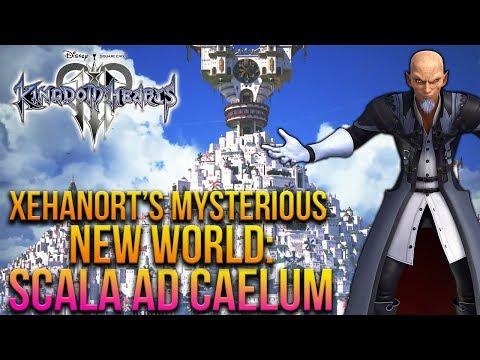 Kingdom Hearts 3 - Xehanort's Mysterious New World: Scala Ad Caelum