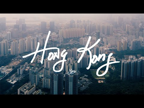 Hong Kong 2018 // Cinematic Travel Film / Video