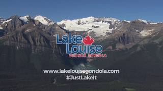 Welcome to Summer at Lake Louise
