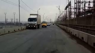 19 04 18 Волжская ГЭС Убитая дорога