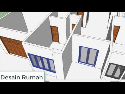 Membuat Denah Rumah Dengan Komputer.mp4