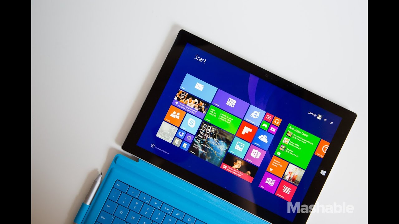 Microsoft Surface Pro 3 Is the Best Everything Device Ever Made [REVIEW]