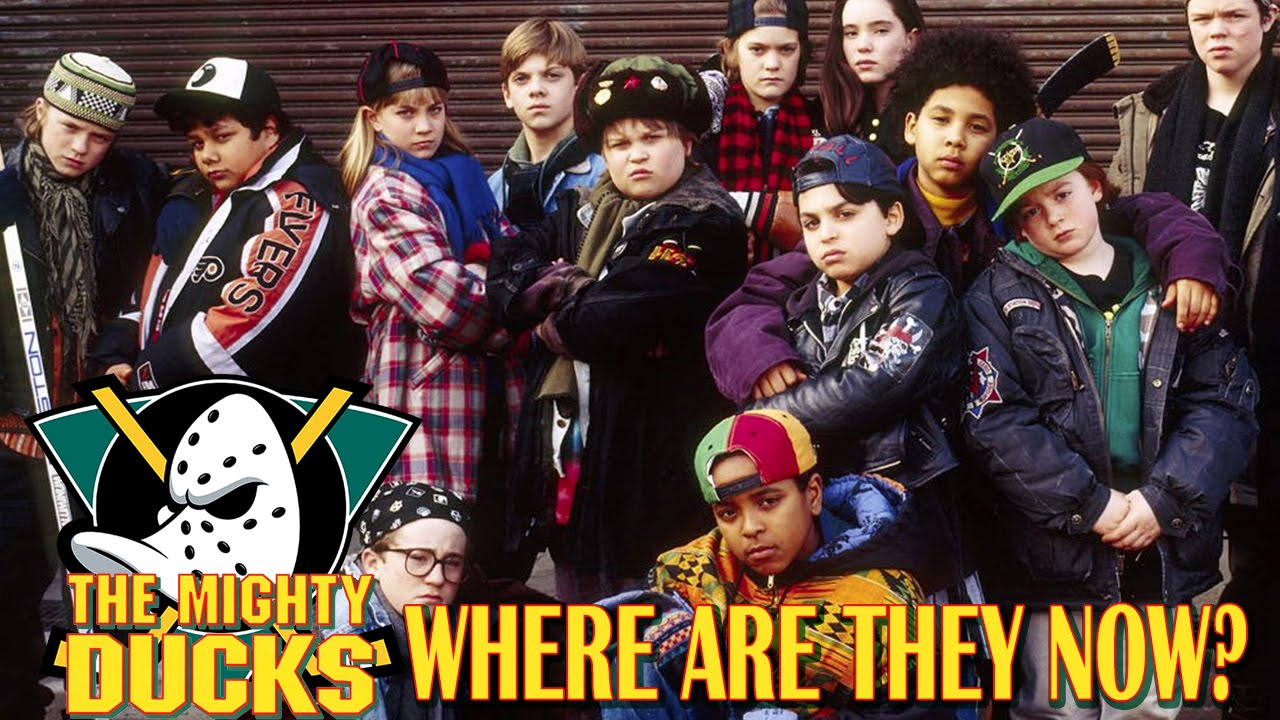 The Mighty Ducks: Where Are They Now? - YouTube