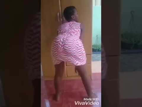 Ethiopian girl twerks to the song- FAKE BOI by DONADON of kapon empire