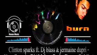 Clinton sparks ft  Dj blass & jermaine dupri - Your Favorite Dj [ Melegy Pacha Energy ReMix ]