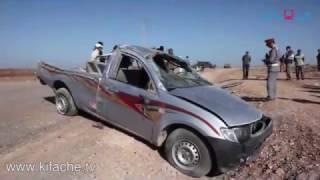 سطات.. جريحان في حادث سير