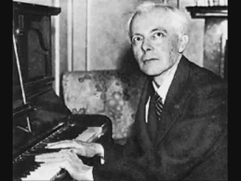 Béla Bartók - Cantata Profana, I