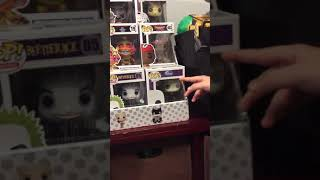 Luca's Funko Pop collection