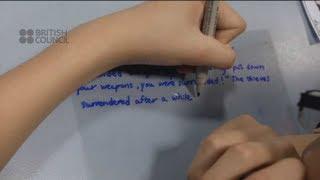 Teaching Tips 5: Peer Editing & Correction