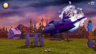 Angry Birds Transformers: Level 205, New Wheeljack Event And Shockwave's Spire!!!