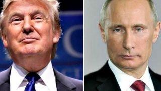 Trump did not call Putin before launching Syrian airstrikes