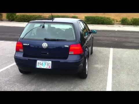 2001 Volkswagen Golf Tdi Gl