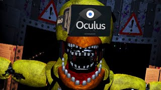 Oculus Rift - FIVE NIGHTS AT FREDDY'S 2 ...AGAIN! YEP STILL SCARY!!! Thumbnail