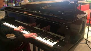 Jeremy Zucker - all the kids are depressed (Amyte Piano Cover)